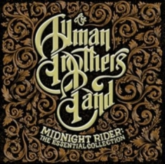 Allman Brothers Band The - Midnight Rider