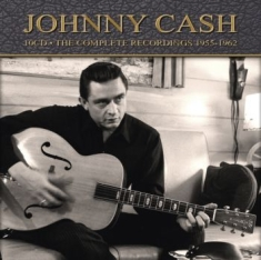 Cash Johnny - The Complete Releases 1955-62 (10Cd