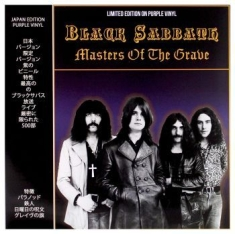 Black Sabbath - Masters Of The Grave (Purple Vinyl)