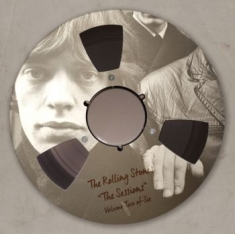 Rolling Stones - The Sessions Vol 2 (Clear Vinyl)