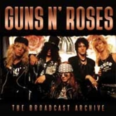 Guns N' Roses - The Broadcast Interviews
