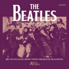 Beatles - The Beatles In Concert 1962-66 (4Cd