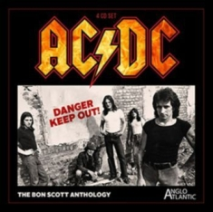 AC/DC - Danger Keep Out! Bon Scott Anthems