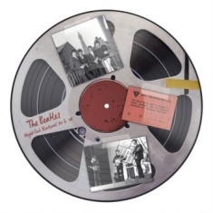 Beatles - Live In Blackpool 1964 & 65 Picdisc