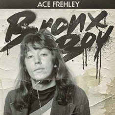 Ace Frehley - Bronx Boy (White With Black Swirls)