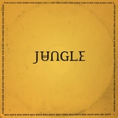 Jungle - For Ever (Limited Coloured Yellow V