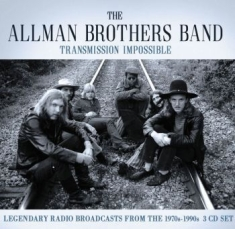 Allman Brothers Band - Transmission Impossible (3Cd)