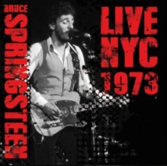Springsteen Bruce - Live Nyc 1973