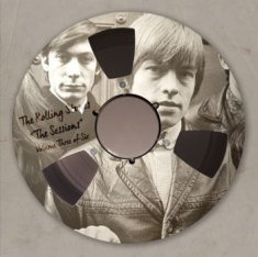 Rolling Stones - The Sessions Vol.3 (Clear) 10""