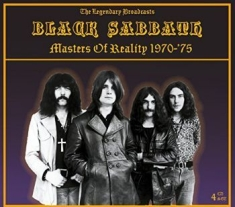 Black Sabbath - Masters Of Reality. The Legendary