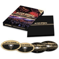 Alter Bridge - Live At The Royal Albert Hall (2Cd+