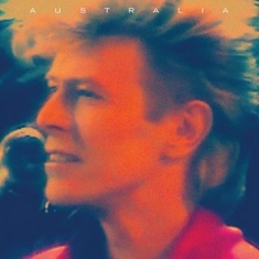 Bowie David - Australia (Orange Marble Vinyl)