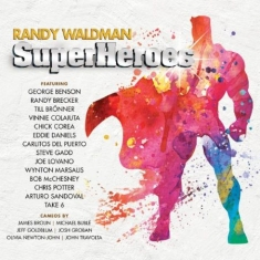 Waldman Randy - Superheroes