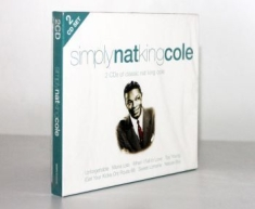 Cole Nat King - Simply Nat King Cole (2Cd)