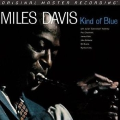 DAVIS MILES - Kind Of Blue (Sacd)