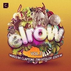 Blandade Artister - Elrow 3 Mixed By Clapton, Tini Gess