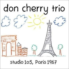 Cherry Don - Studio 105, Paris 1967 (Fm)