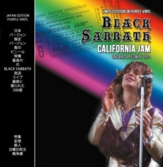 Black Sabbath - California Jam 1974 (Purple Vinyl)