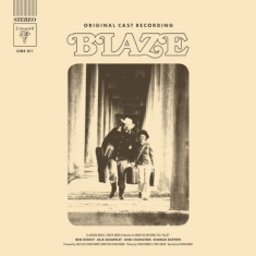 Blaze - Orginal Cast Recording