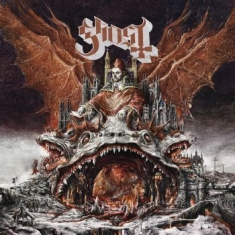 Ghost - Prequelle (Scand Dlx Clear Vinyl+10