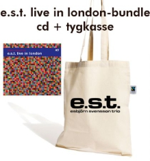 Esbjörn Svensson Trio - E.S.T. Live In London - Bundle CD-Bag