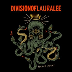 Division Of Laura Lee - Hollow Pricks Ltd yellow vinyl 400 copies