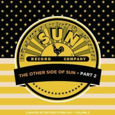 Various artists - The Other Side of Sun (Part 2) Sun Records Curated by Record Store Day, Volume