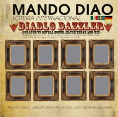Mando Diao - Diablo Dazzler (colored vinyl - 5 colors available - random allocation)
