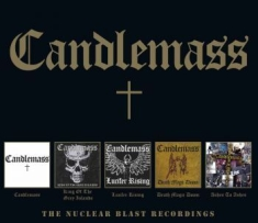 Candlemass - The Nuclear Blast Recordings