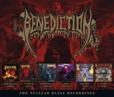 Benediction - The Nuclear Blast Recordings