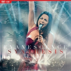Evanescence, - Synthesis Live 2018 (Dvd+Cd)