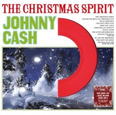 Cash Johnny - The Christmas Spirit (Colour Vinyl)