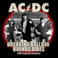 AC/DC - Breaking Balls Buenos Aires [import