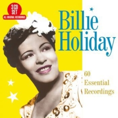 Holiday Billie - 60 Essential Recordings