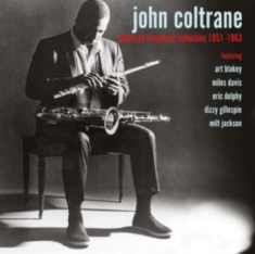 Coltrane John - American Broadcast Collection 51-63