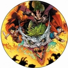 Blandade Artister - Dc's Dark Nights: Metal Soundt