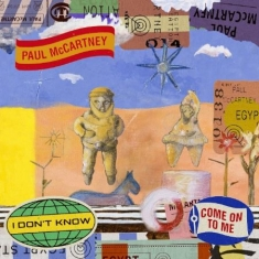Paul McCartney - I Don't Know / On To Me (Ltd 7
