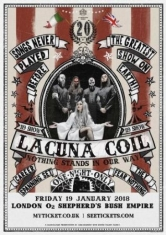 Lacuna Coil - The 119 Show - Live In London