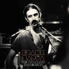 Frank Zappa - The Broadcast Collection (3Lp)