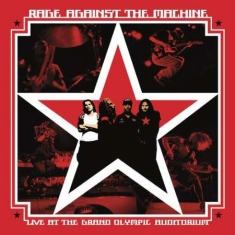 Rage Against The Machine - Live At The Grand Olympic Auditoriu