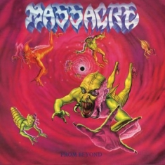 Massacre - From Beyond (Digipack Remastered)