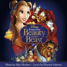 Blandade Artister - Beauty And The Beast (Vinyl)