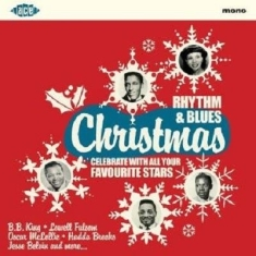 Blandade Artister - Rhythm & Blues Christmas