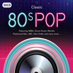 Various artists - Classic 80s pop