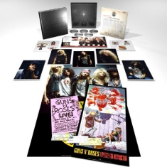 Guns N' Roses - Appetite For Destruction (4Cd+Br)