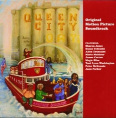 Various artists - QUEEN CITY SOUNDTRACK RSD 2018 IMPORT