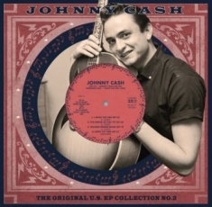 Cash Johnny - Us Ep Collection No 2 (White Vinyl)