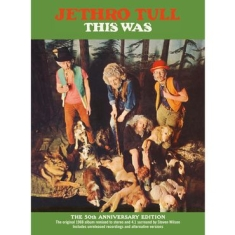 Jethro Tull - This Was(3Cd/1Dvd Ltd.)