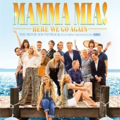 Cast Of Mamma Mia! Here We Go Again - Mamma Mia! Here We Go Again