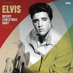 Presley Elvis - Merry Christmas Baby